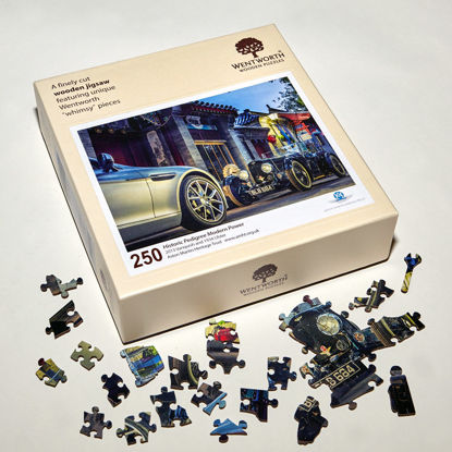 Picture of Wooden Puzzle