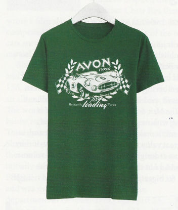 Picture of Avon Tyres Celebration T-shirt