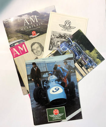 Picture of AMOC AM News & AM Quarterly Magazines