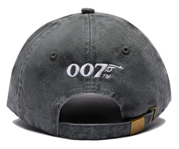 Picture of Bond 007 Baseball Cap vintage/retro style